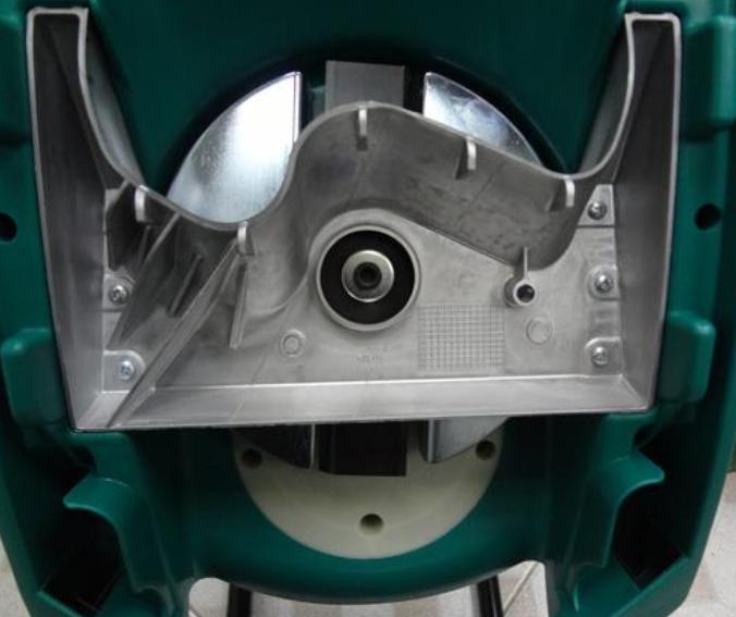 Bosch AXT Rapid 2000 – конструктивные особенности измельчителя