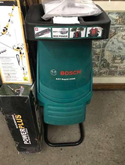Садовый измельчитель Bosch AXT Rapid 2200