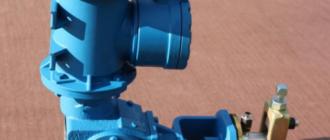 Классификация дозирующего оборудования - плунжерные