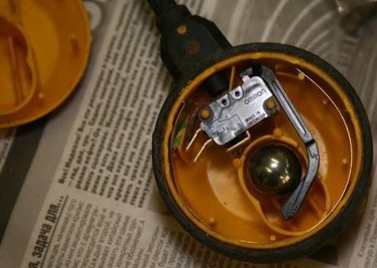 Поломки и ремонт поплавкового выключателя